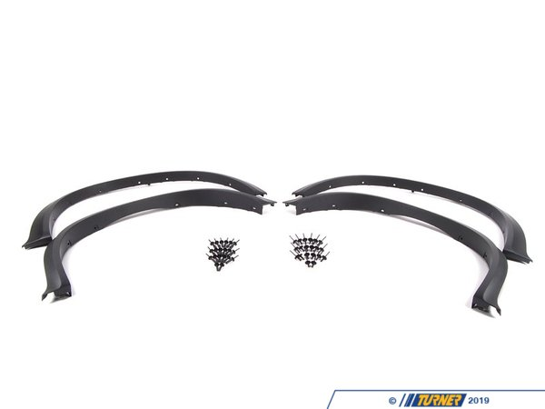 T#21206 - 51770421056 - Genuine BMW Retrofit Kit, Wheel Arch Ext 51770421056 - Genuine BMW -