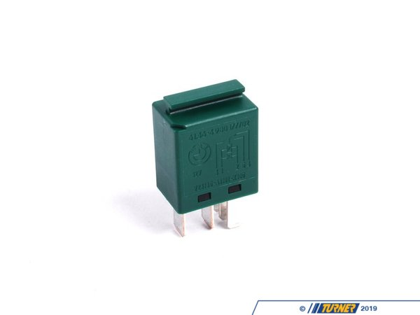 Genuine BMW Genuine BMW 5 Prong Green Relay - Multiple BMWs 61366980177