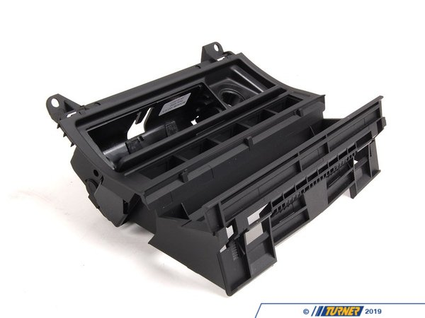 Genuine BMW Center Console / Radio Mounting Bracket - E46  51168230902