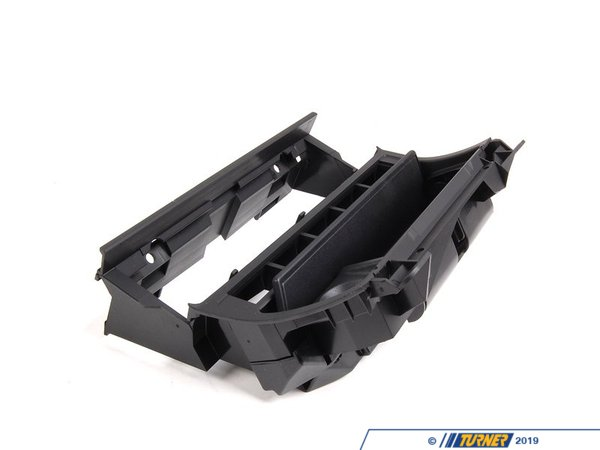 T#12788 - 51168230902 - Center Console / Radio Mounting Bracket - E46  - Genuine BMW - BMW