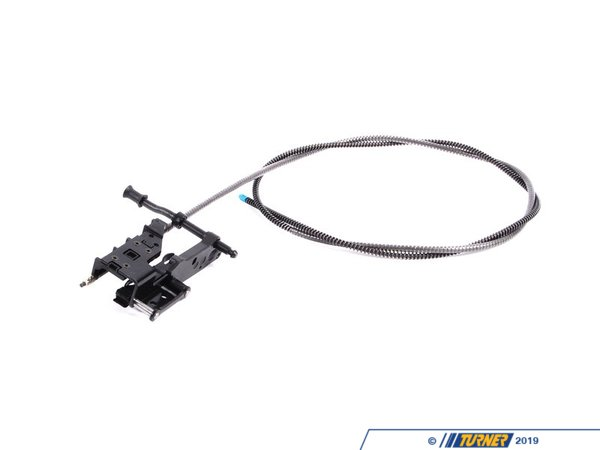 T#10375 - 54121933750 - Genuine BMW Drive Cable Right - 54121933750 - E30,E30 M3 - Genuine BMW -