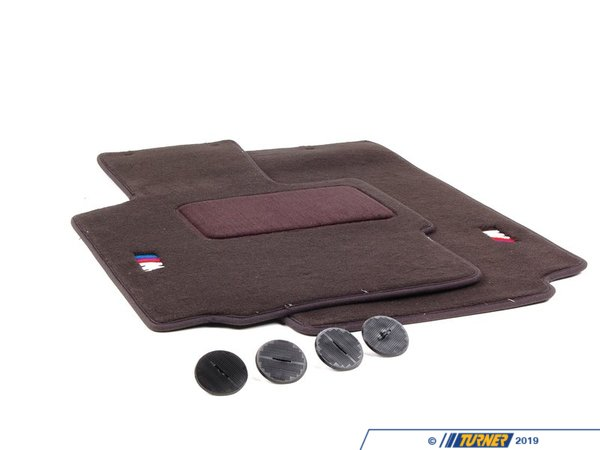 T#24894 - 82111470372 - Genuine BMW Floormat M Z3 - 82111470372 - Genuine BMW -