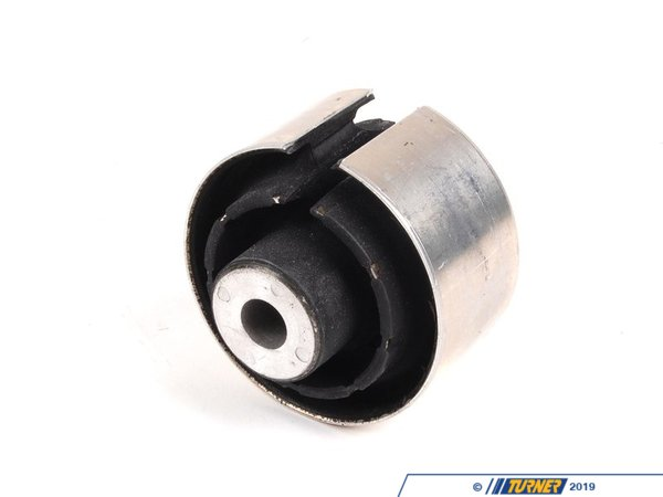 Genuine BMW Front Upper Control Arm Bushing (FCAB) - OEM Rubber - E82 1M, E9X M3 31102283579