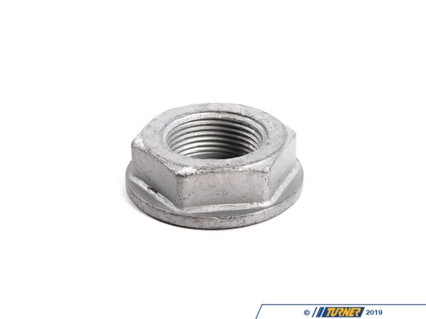 T#50278 - 23217531367 - Genuine BMW Hexagon Nut With Collar - 23217531367 - Genuine BMW -