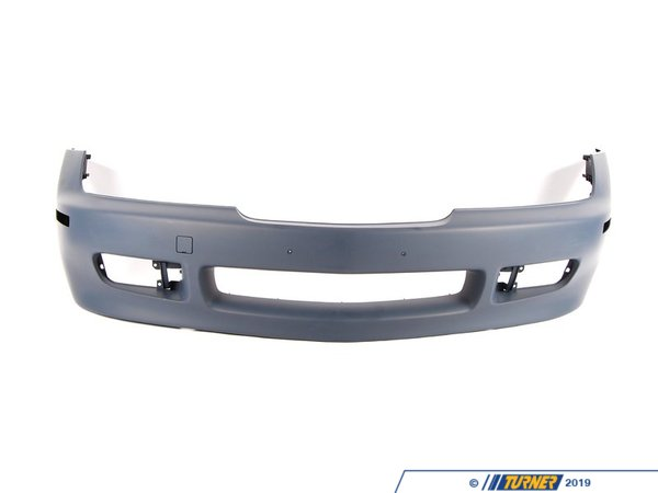 Genuine BMW Genuine BMW Trim Cover, Bumper, Primered - 51110307535 51110307535