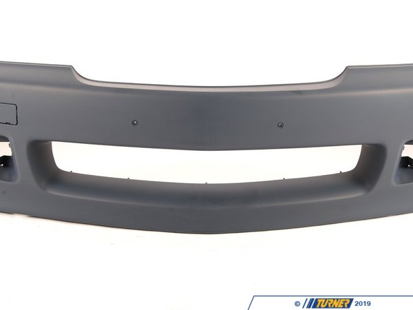 T#75248 - 51110307535 - Genuine BMW Trim Cover, Bumper, Primered - 51110307535 - Genuine BMW -