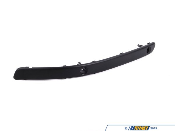T#8392 - 51117894139 - Genuine BMW Trim Moulding Rocker Panel Front 51117894139 - Genuine BMW -