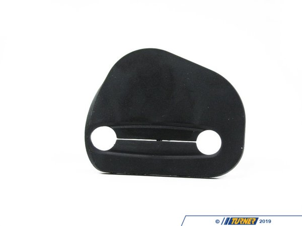 T#110926 - 51476965737 - Genuine BMW Cover Seat-Back Clip, Left Schwarz - 51476965737 - E70 - Genuine BMW -