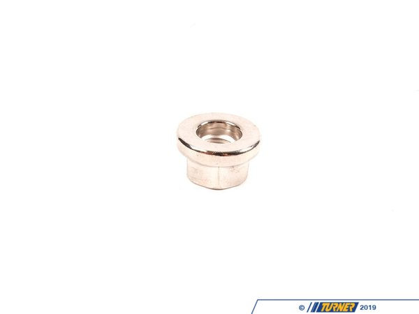 T#72617 - 41248147832 - Genuine BMW Hex Nut Wiht Flange - 41248147832 - Genuine BMW -