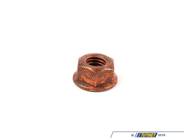 T#7032 - 18307620549 - Genuine BMW Engine Hex Nut 11621711954 - Genuine BMW -