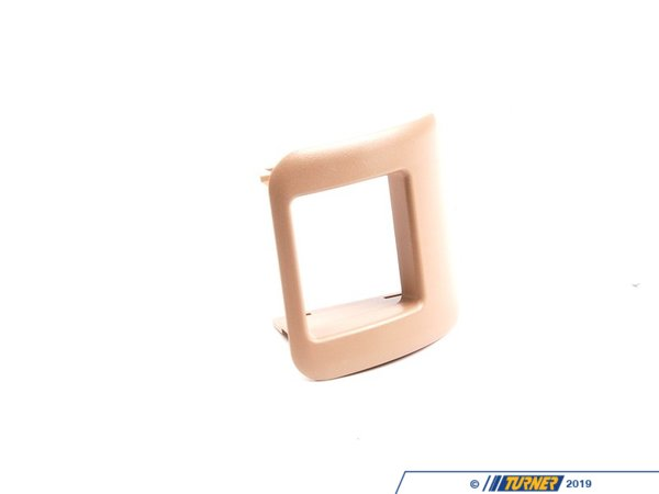 T#131408 - 52208099708 - Genuine BMW Covering Outer Hellbeige - 52208099708 - E53 - Genuine BMW -