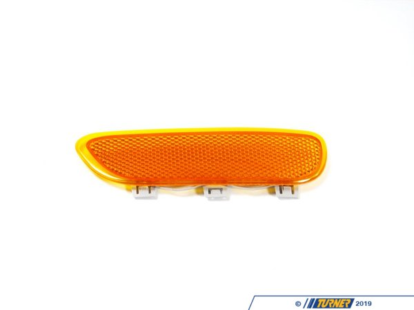T#14278 - 63148383012 - Genuine BMW Reflector, Yellow Right - 63148383012 - E46,E46 M3 - Genuine BMW -