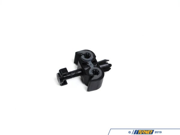 T#62759 - 34321165922 - Genuine BMW Brake Pipe Bracket - 34321165922 - E53,E63,E65 - Genuine BMW -