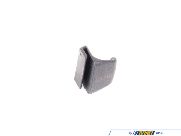T#82047 - 51162236798 - Genuine BMW Handle Hook Schwarz - 51162236798 - E34,E38,E39,E53,E65 - Genuine BMW -