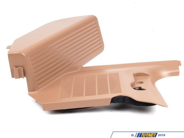 T#105117 - 51438399855 - Genuine BMW Lateral Trim Panel Front Left Beige - 51438399855 - Genuine BMW -
