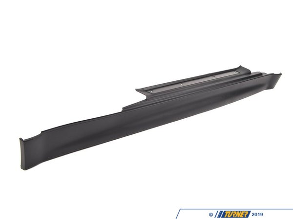 T#116220 - 51711491056 - Genuine MINI Side Skirt, Right Schwarz / Black - 51711491056 - Genuine Mini -