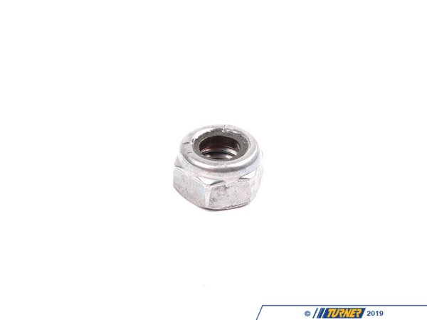 T#29915 - 07147575162 - Genuine BMW Self-locking Hex Nut - 07147575162 - Genuine BMW Self-Locking Hex NutThis item fits the following BMW Chassis:E82 1M Coupe,E85 Z4M,E82,E83 X3,E85 Z4,E86 Z4,E89 Z4,E90,E92,E93,F25 X3,F26 X4 X4 - Genuine BMW -