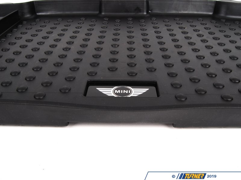 51470415024 Genuine Mini Fitted Luggage Compartment Mat