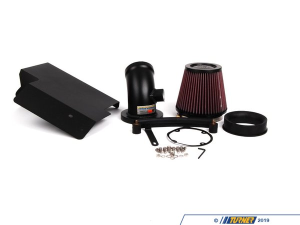 T#3973 - 69-2001TWK - K&N Typhoon Cold Air Intake System for E46 M3 - K&N - BMW