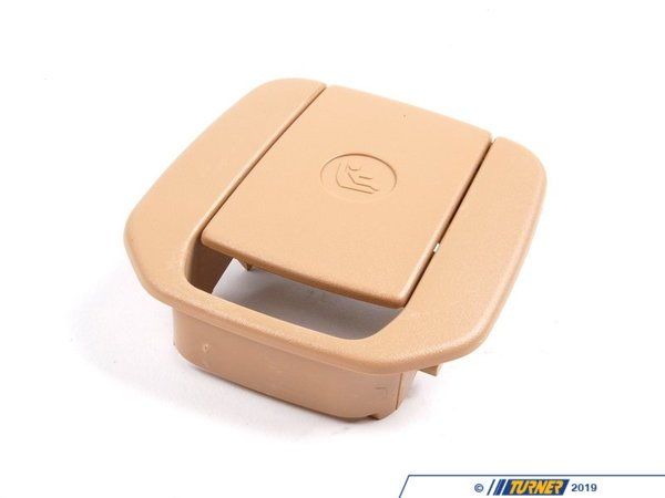 T#130204 - 52207152210 - Genuine BMW Cover Isofix Beige - 52207152210 - E82,E90 - Genuine BMW -
