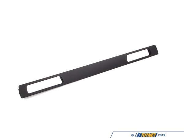 T#107567 - 51457138797 - Genuine BMW Decor Strip, Drinks Holder - 51457138797 - Schwarz - Genuine BMW -