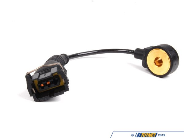 Bosch OEM Bosch M50 Engine Knock Sensor - E36 325i 325is M3 E34 525i 12141738667