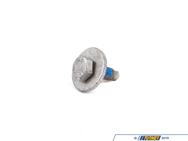 T#29326 - 07146961201 - Genuine BMW Self-locking Hex Bolt - 07146961201 - Genuine BMW Self-Locking Hex BoltThis item fits the following BMW Chassis:E70 X5M,E71 X6M,E70 X5,E71 X6,E82,E90,E92,E93,F22,F25 X3,F26 X4 X4,F30,F31,F32,F33,F34,F36,F80 M3,F82 M4,F83 - Genuine BMW -