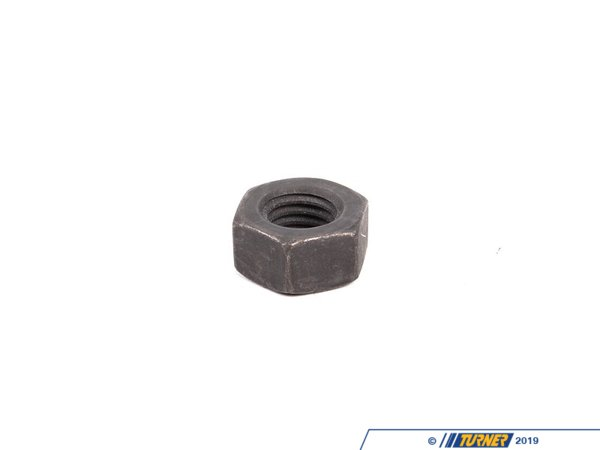 T#35019 - 11417549652 - Genuine BMW Hex Nut M10 - 11417549652 - E34,E38,E39,E53,E63,E65,E70 - Genuine BMW -