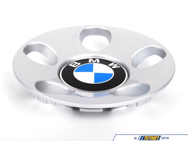 Genuine BMW Genuine BMW Throwing Star Center Cap - E31 850CSi 850i 840Ci 850Ci E34 M5 36132227123