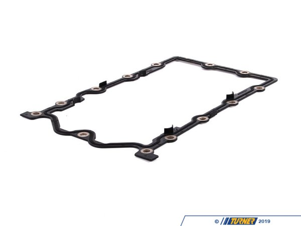 T#12622 - 11131487221 - Genuine MINI Engine Gasket, Oil Pan 11131487221 - Genuine Mini -