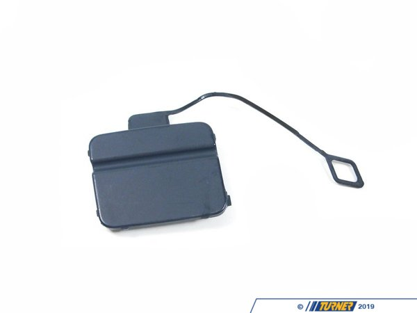 T#78456 - 51127187542 - Genuine BMW Flap, Towing Eye, Primed - 51127187542 - E90 - Genuine BMW -