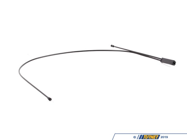 T#90823 - 51237184432 - Genuine BMW Bowden Cable, Hood Mechanism - 51237184432 - E90,E92,E93 - Genuine BMW -
