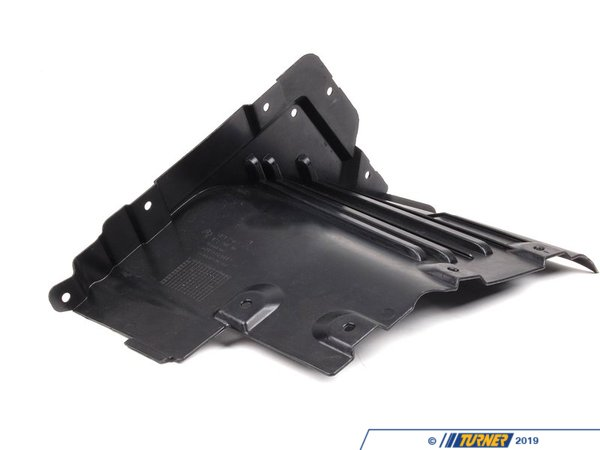 T#117276 - 51717052474 - Genuine BMW Cover, Wheell Housing, Bottom Right - 51717052474 - E63 - Genuine BMW -