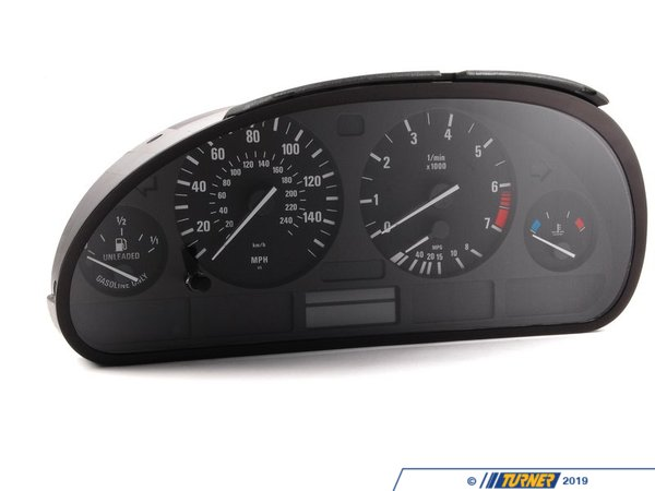 T#16233 - 62106942230 - Genuine BMW Instruments Combination Uncoded Mph - 62106942230 - E39 - Genuine BMW Instruments Combination Uncoded - MphThis item fits the following BMW Chassis:E39 - Genuine BMW -