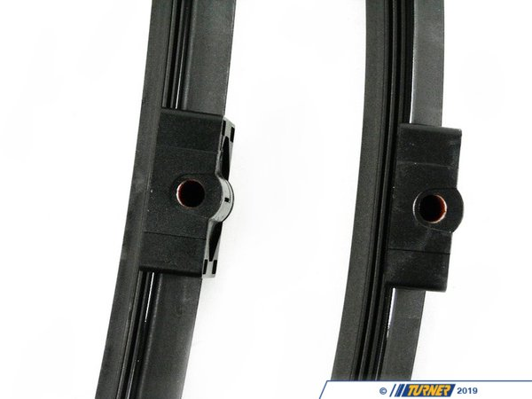 T#5992 - 61610415881 - Wiper Blade Set - E92/E93 328i/xi 335i/xi M3 - Coupe / Conv 07-09 - Genuine BMW - BMW