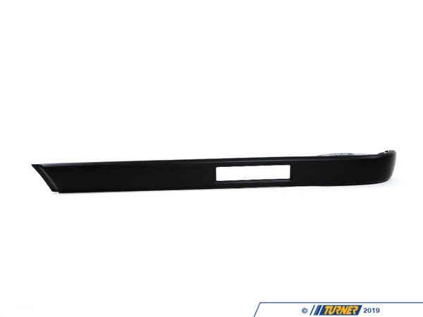 T#8470 - 51121944433 - Genuine BMW Rubber Strip Left - 51121944433 - E34,E34 M5 - Genuine BMW Rubber Strip LeftThis item fits the following BMW Chassis:E34 M5,E34 - Genuine BMW -