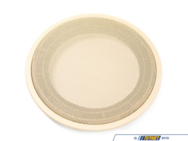 T#106396 - 51448222128 - Genuine BMW Cover Loudspeaker Sandbeige - 51448222128 - E39 - Genuine BMW -