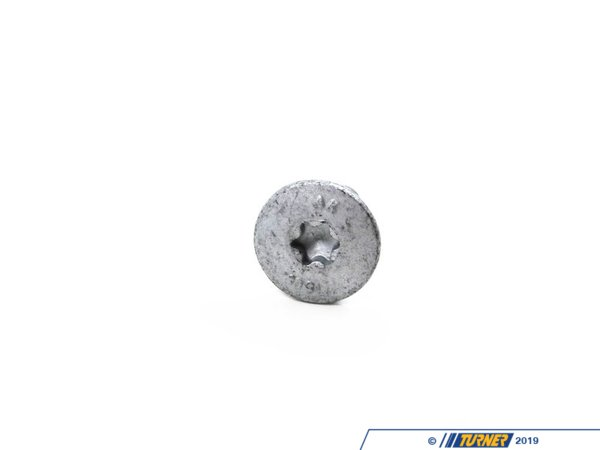 T#29323 - 07146961019 - Genuine BMW Fillister-head Screw - 07146961019 - Genuine BMW -
