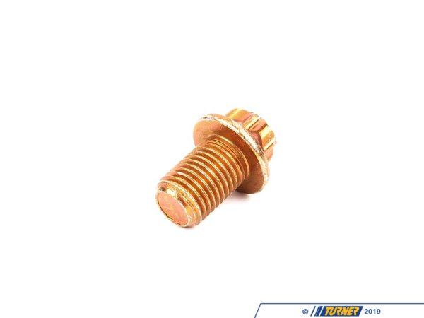 T#157492 - 72111954408 - Genuine BMW Torx Bolt 7/16X16 - 72111954408 - E34,E38,E39 - Genuine BMW -