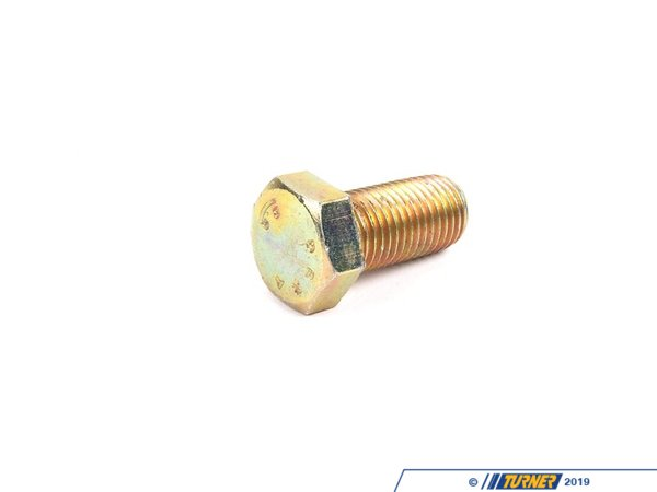 T#157501 - 72111970620 - Genuine BMW Hex Bolt 7/16X22 - 72111970620 - E34,E36,E38,E39 - Genuine BMW -