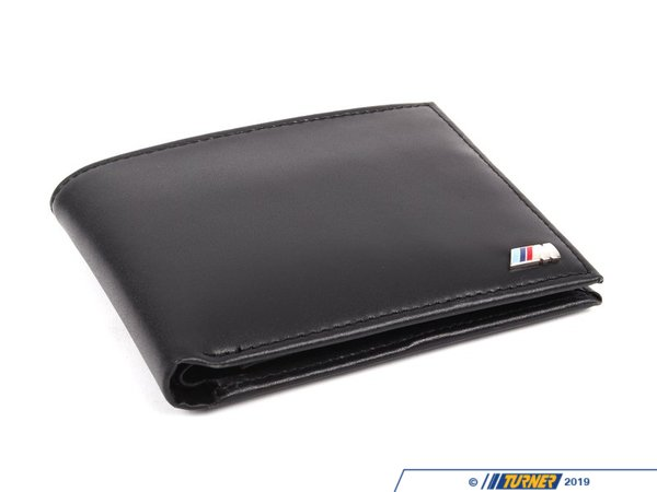 T#163395 - 80210435794 - Genuine BMW M Wallet  - Genuine BMW - BMW