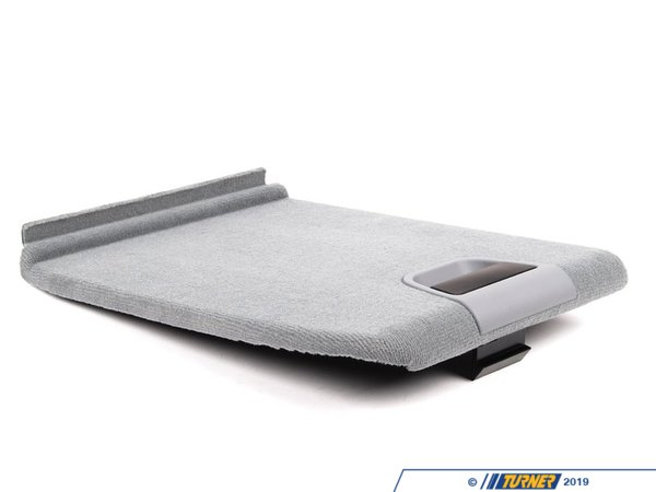 T#111385 - 51477034372 - Genuine BMW Right Trunk Flap Grau - 51477034372 - E53 - Genuine BMW -