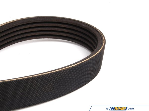 T#33619 - 11281733708 - OEM BMW Ribbed V-belt - 11281733708 - Conti Tech -