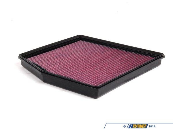 K&N K&N Performance Drop-In Air Filter - E9X 335i/xi E82 135i with N55 engine - 2011+ 33-2458