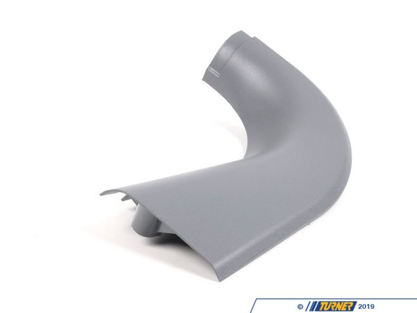 T#104855 - 51438227934 - Genuine BMW Lateral Trim Panel Front Right Grau - 51438227934 - E46 - Genuine BMW -