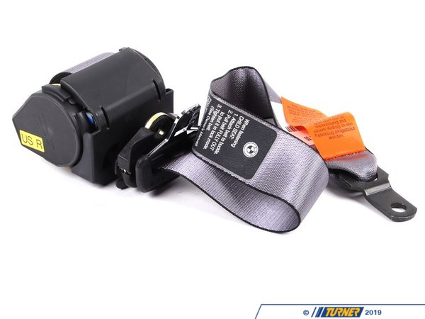 T#158194 - 72118198570 - Genuine BMW Rght Frnt Upper Belt With Fo - 72118198570 - Genuine BMW -