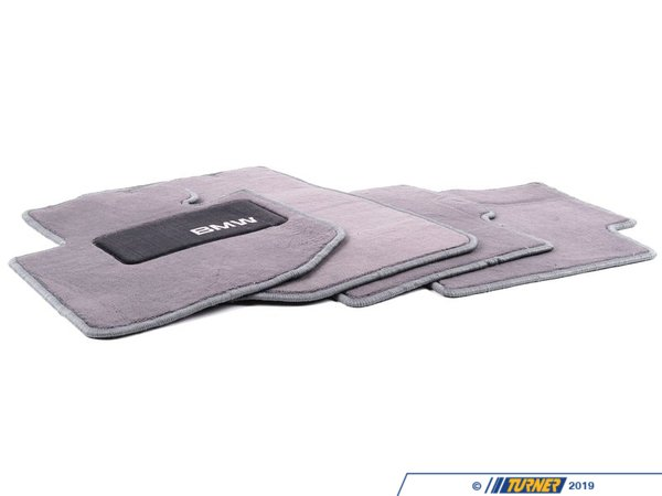T#24876 - 82111468283 - Genuine BMW Floormat Grey - 82111468283 - E36,E36 M3 - Genuine BMW -