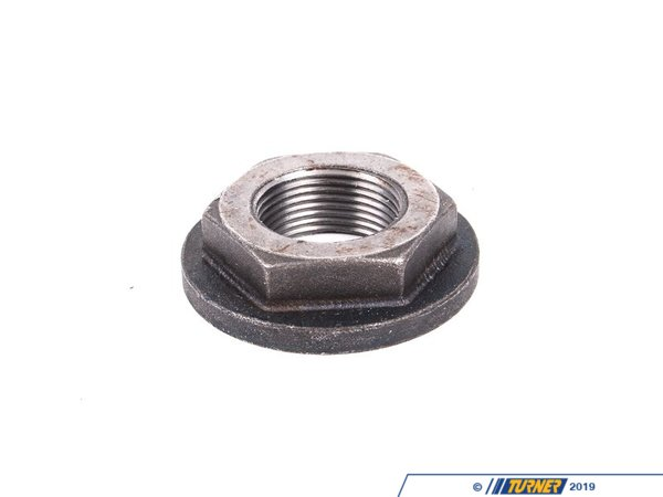 T#50273 - 23217501583 - Genuine BMW Collar Nut - 23217501583 - E34,E39,E46,E39 M5,E46 M3 - Genuine BMW -