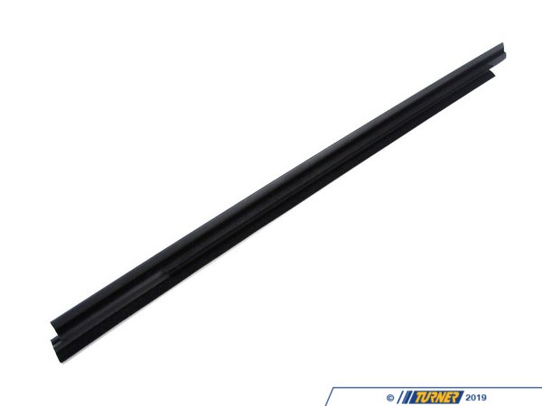T#9613 - 51361933751 - Genuine BMW Door Weather Strip Outer Left - 51361933751 - E30 - Genuine BMW -