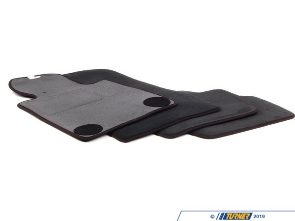 T#12863 - 82111470424 - Accessories Floor Mat 82111470424 - Genuine BMW -